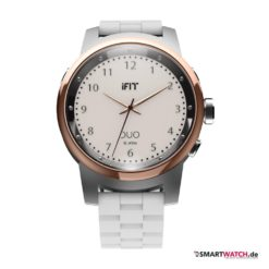 iFit Duo Space - Weiss/Silber/Rosegold