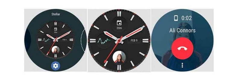 Individuelle Watchfaces