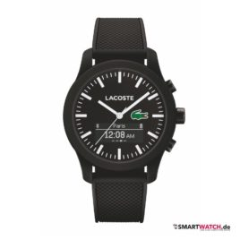 Lacoste 12.12. Contact Smartwatch - Schwarz