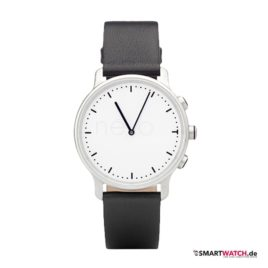 Nevo Watch New York - Schwarz/Silber