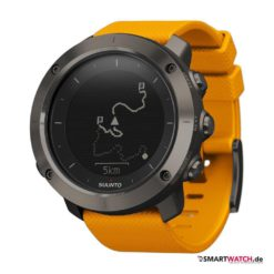 Suunto Traverse - Orange/Schwarz