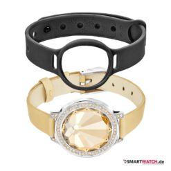 Swarovski Activity Tracker Cardoon - Beige/SilberGold
