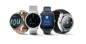 Preview Android Wear 2.0