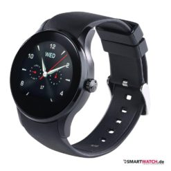 Simvalley Mobile PhoneWatch PX4555 - Schwarz