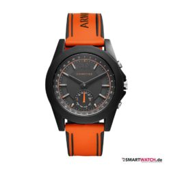 Armani Exchange Hybrid Smartwatch - Orange/Schwarz
