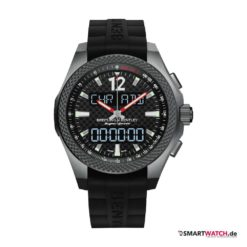Breitling Bentley Supersports B55 - Schwarz/Grau