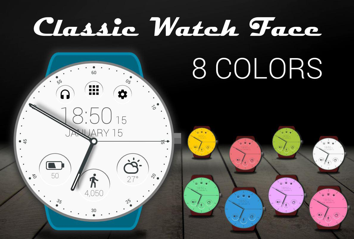 Alles über Watchfaces - Smartwatch de