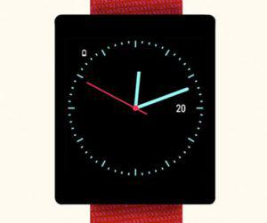 Minimalist Wear Watch Face