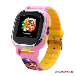 Tencent QQ Watch Touch - Pink/Gelb