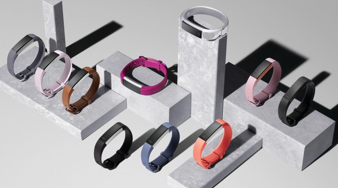 Varianten Fitbit Alta HR Fitness Armband