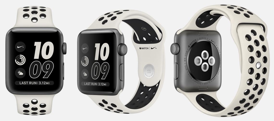 Apple Watch NikeLab Perspektivenansicht