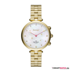 Kate Spade New York Hybrid Smartwatch Holland, Gliederarmband - Gold