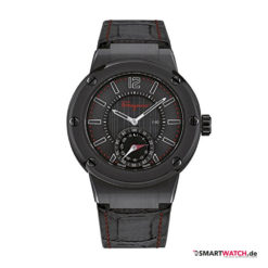 Salvatore Ferragamo F 80 Motion Watch - Schwarz
