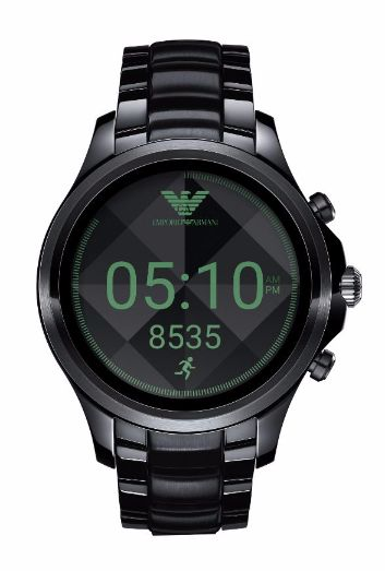 Emporio Armani Connected Display Smartwatch