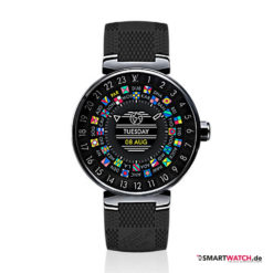 Louis Vuitton Tambour Horizon Black - Schwarz/Grau