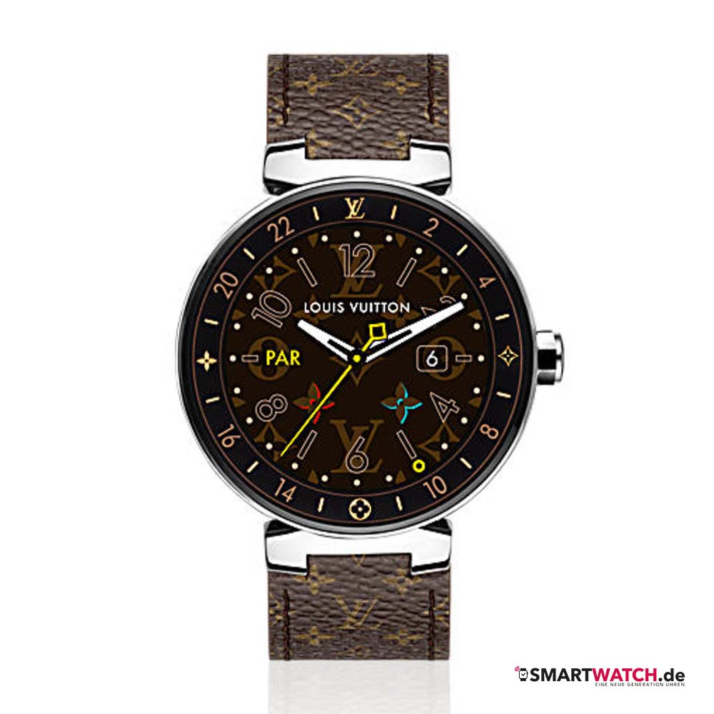louis vuitton tambour horizon. Black Bedroom Furniture Sets. Home Design Ideas