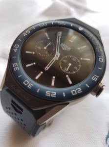 komplette Ansicht TAG Heuer Connected Modular 45 Smartwatch