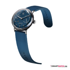 Sequent Watch, Leder - Blau