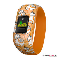 Garmin Vivofit jr 2, Star Wars - Orange