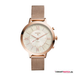Fossil Q Jacqueline, Mesh - Rosegold