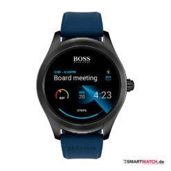 Hugo Boss Touch - Blau/Schwarz