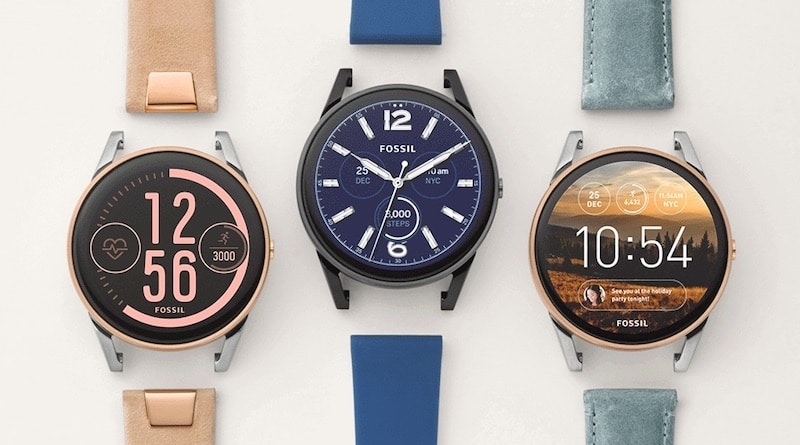 Fossil Q Control Smartwatch