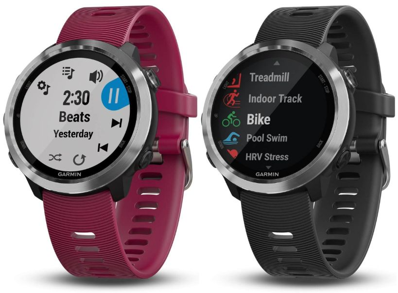 garmin forerunner 645 offiziell vorgestellt smartwatch. Black Bedroom Furniture Sets. Home Design Ideas