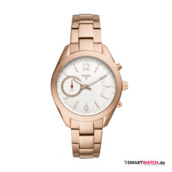 Fossil Q Axis,Gliederarmband - Rosegold