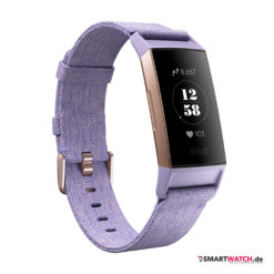 Fitbit Charge 3 Special Edition - Lavendel/Rosegold
