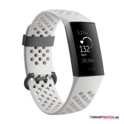 Fitbit Charge 3 Special Edition - Weiß/Graphitgrau