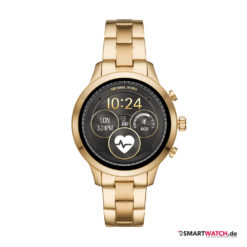 Michael Kors Access Touchscreen Smartwatch Runway, Gliederarmband - Gold