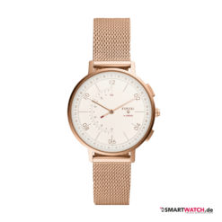 Fossil Q Harper, Milanese - Rosegold