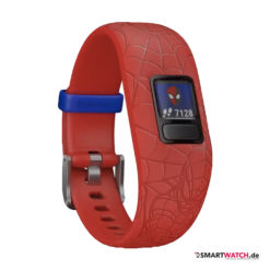 Garmin Vivofit Jr 2, Spiderman - Rot