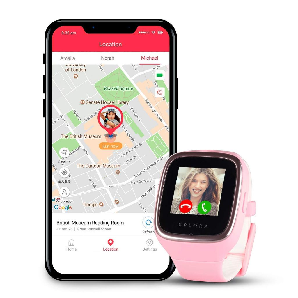 Kinder Smartwatch_3