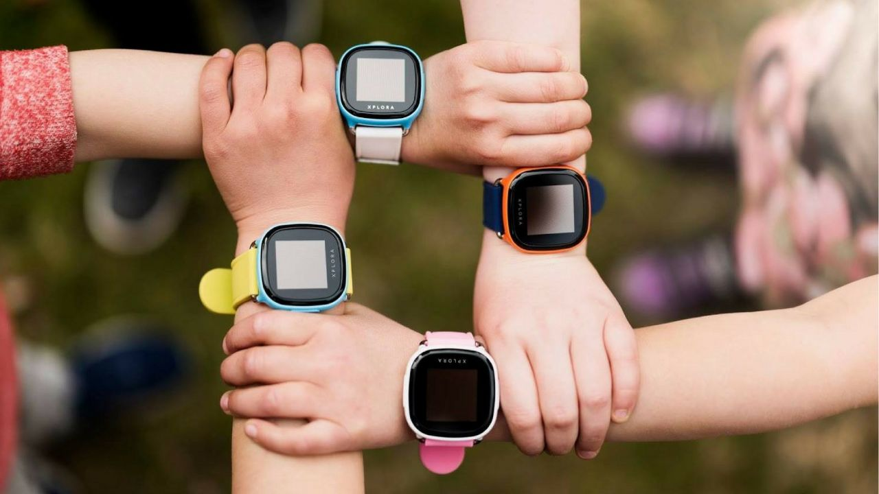 Kinder Smartwatch_5