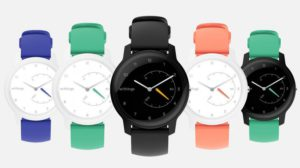 Hybrid Smartwatch mit EKG-Messung: Withings Move ECG