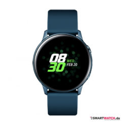 Samsung Galaxy Watch Active - Blau