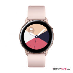 Samsung Galaxy Watch Active - Rosa/Rosegold
