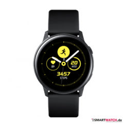 Samsung Galaxy Watch Active - Schwarz