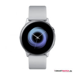 Samsung Galaxy Watch Active - Weiß/Silber