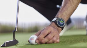 TAG Heuer spendiert der Connected Modular 45 eine Golf-Edition
