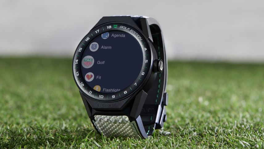 TAG Heuer Connected Modular 45 Golf Edition Smartwatch_1