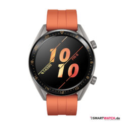 Huawei Watch GT, Active - Orange/Silber