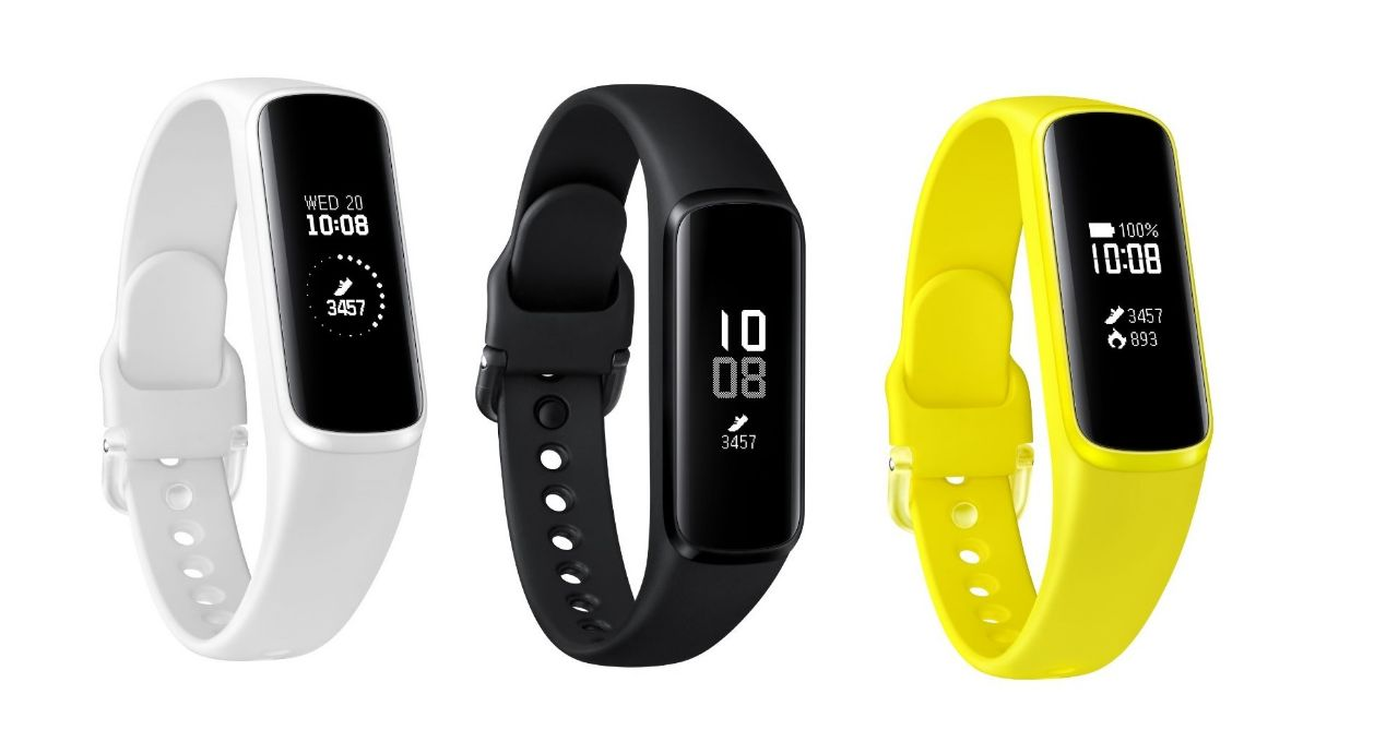 Samsung Galaxy Fit e Fitness Armband