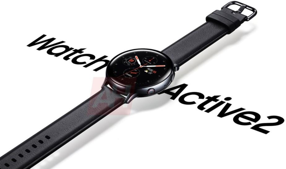 Samsung Galaxy Watch Active 2 Leak Smartwatch