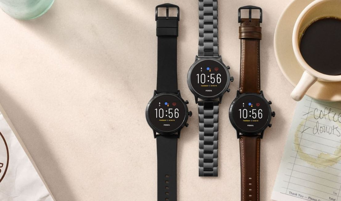 Fossil Smartwatches 5. Generation 2019