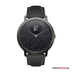 Withings Steel HR, Limited Edition 40mm - Schwarz/Grau