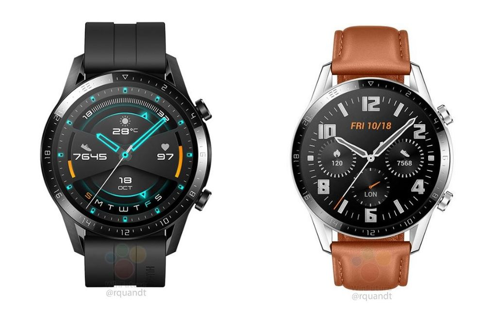 Huawei Watch GT 2 Leak Smartwatch_1