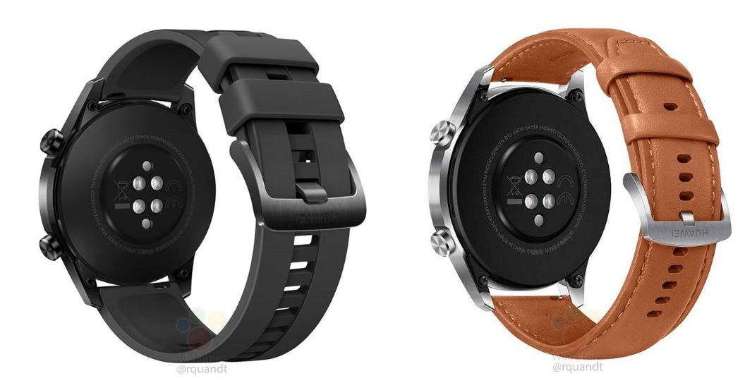Huawei Watch GT 2 Leak Smartwatch_2