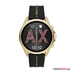 Armani Exchange Connected Touchscreen Smartwatch - Gold